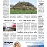 Göttinger Tageblatt vom 26.04.13