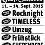 Plakat Kirmes 2015