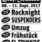 Plakat Kirmes 2017