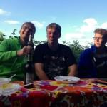 Chroat Snaasche Schaffersleue up dem Bocksbühl